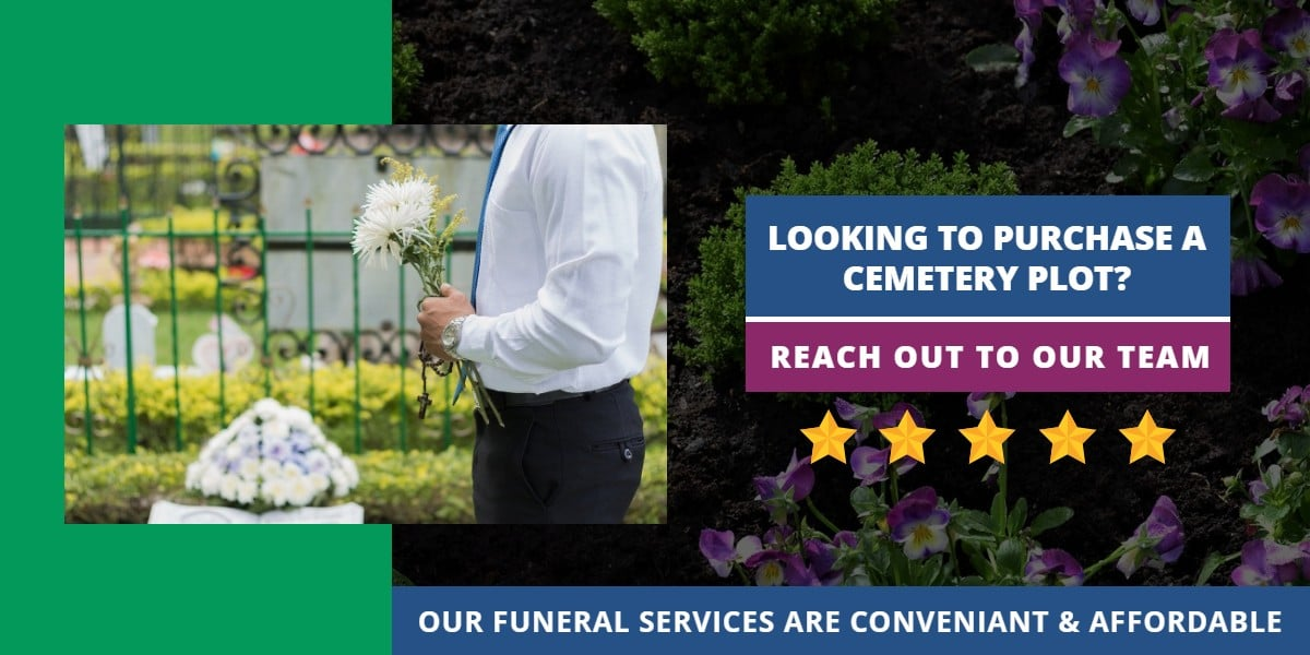 Looking to purchase a cemetery plot? | First Memorial Fairview