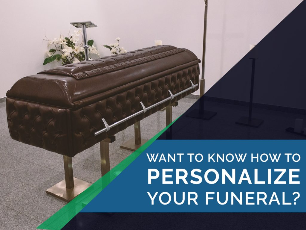 personalized funeral pre-planning
