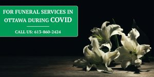 funeral services in Ottawa during COVID-19
