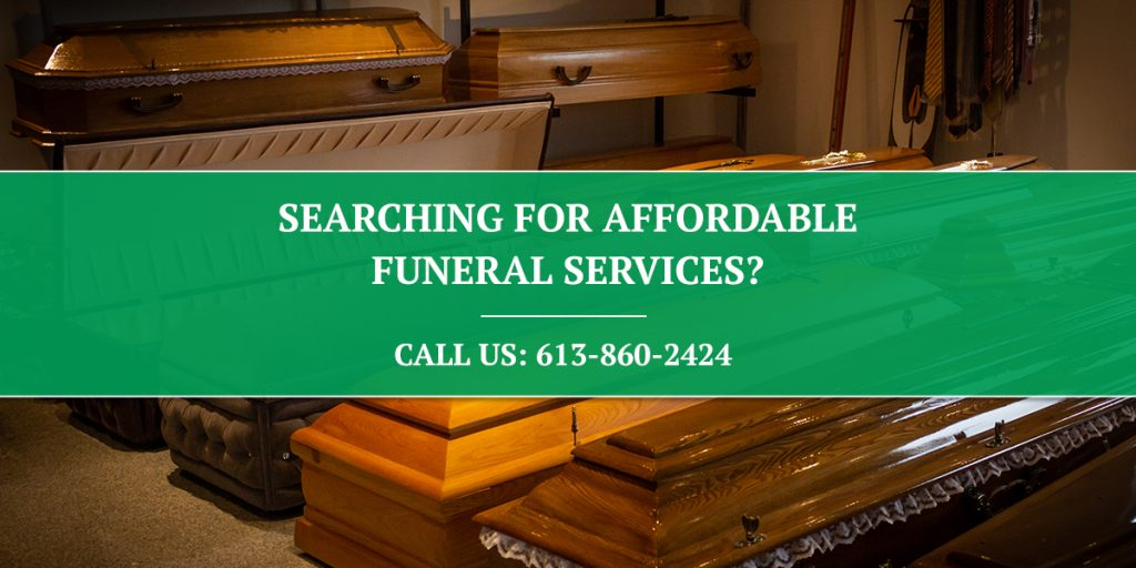 Contact for Funeral during COVID-19 Pandemic