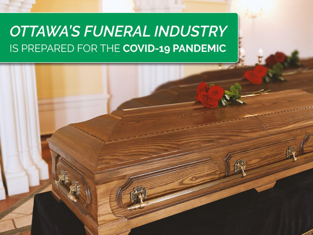 Funeral Industry is Prepared for the COVID-19 Pandemic