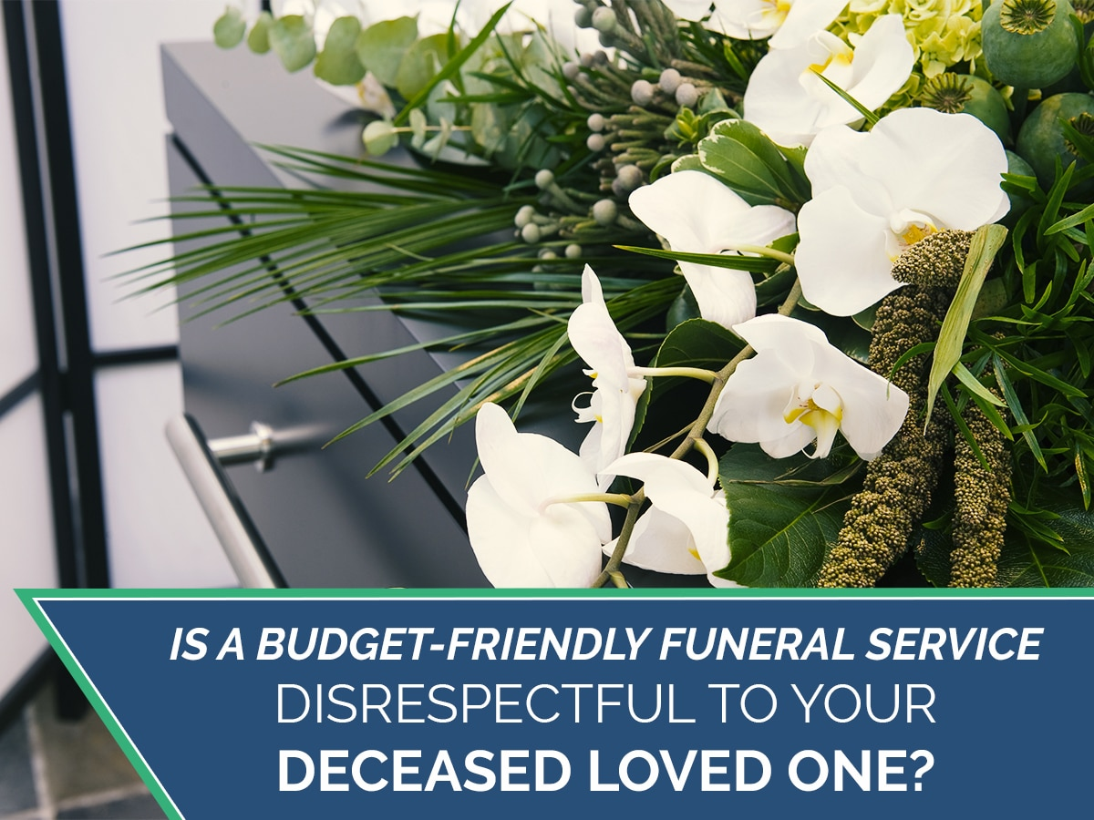 Many people leave funeral planning to their loved ones, avoiding the opportunity to make arrangements before their death. Funeral costs can put financial stress on a family at an already difficult time. It can feel undignified to speak about money and finances during the arrangement process. Consider that a funeral is a large purchase for most families. You may feel that it is disrespectful to your loved one to haggle over costs or be influenced by money. The grim truth is that your loved one would probably not want you to go into debt for a funeral. Here are some tips for staying within your budget while maintaining dignity for your loved one. Take Your Time Planning a Funeral Service Although there may be some pressure to make decisions, it's okay to take a breath and really think about the types of services you really want. There are options that can save money, such as direct burial, which is when the body is buried soon after death. There's no embalming or visitation, which saves money. You can hold a memorial service on your own schedule. Direct cremation is another option that can be more affordable. Pick and Choose the Funeral Services You Want You don't have buy a set bundle of services from a funeral home. You can select the services you want. Know your budget ahead of time. When you make arrangements, have a friend or family member with you who can be objective or even help you negotiate. Choosing to have the service in a church or your home is an option that can help you save on funeral expenses. You may even want to plan some of your own things, such as printing memorial cards or asking your clergy to perform the service. A funeral or memorial service honors the loved one who died. It's not disrespectful to ask about costs and to find solutions that fit your budget. Contact First Memorial Funeral Services for more information about affordable funeral services.