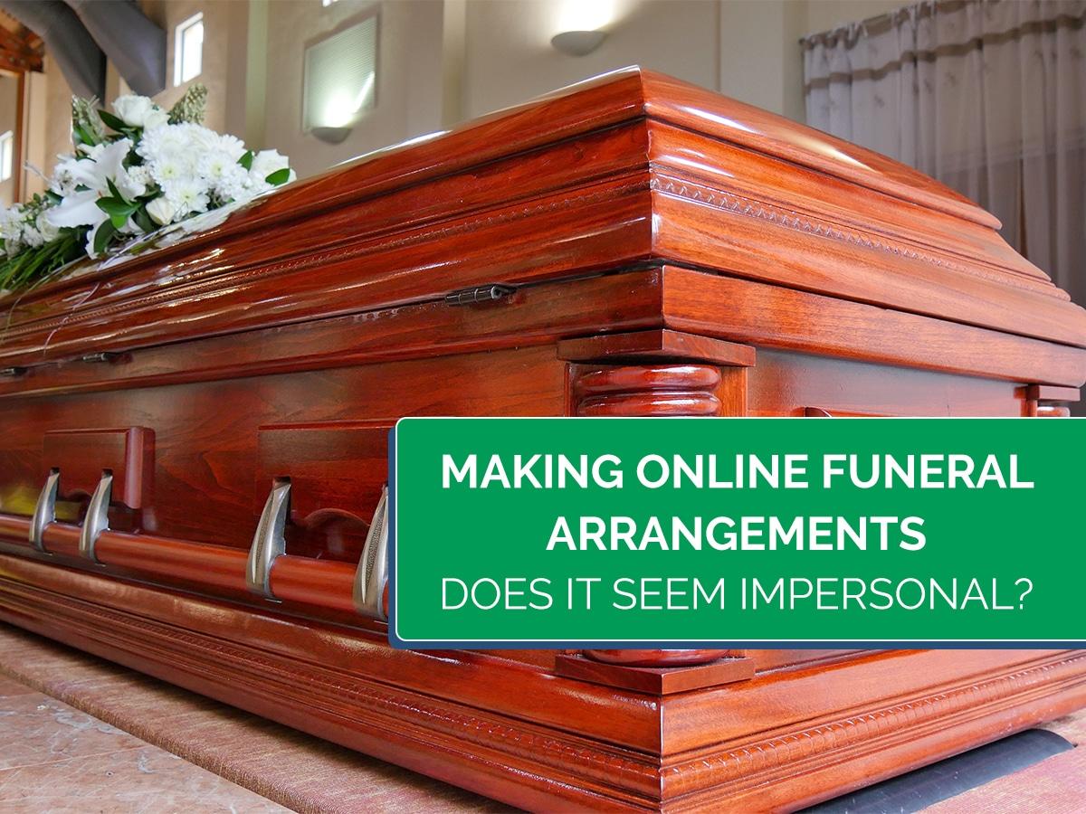 Online Funeral Arrangements