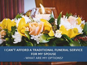 Funeral Service for My Spouse