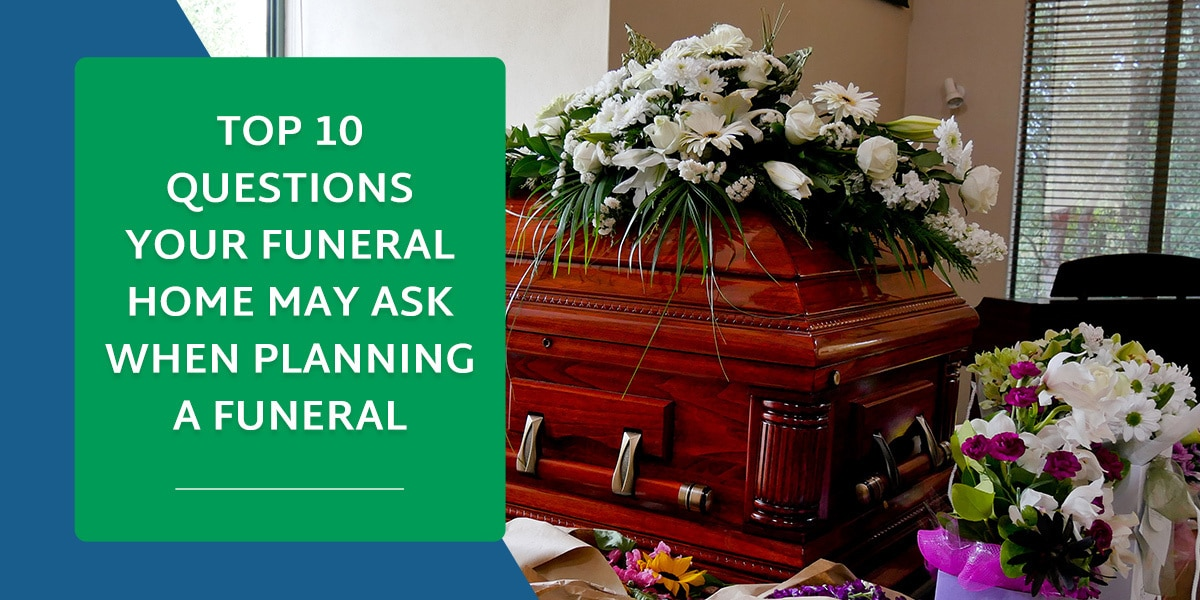 Questions Your Funeral Home May Ask when Planning a Funeral in Ottawa
