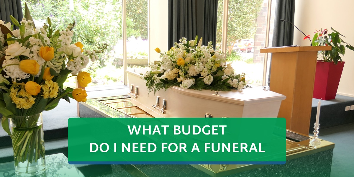 budget for a funeral in Ottawa